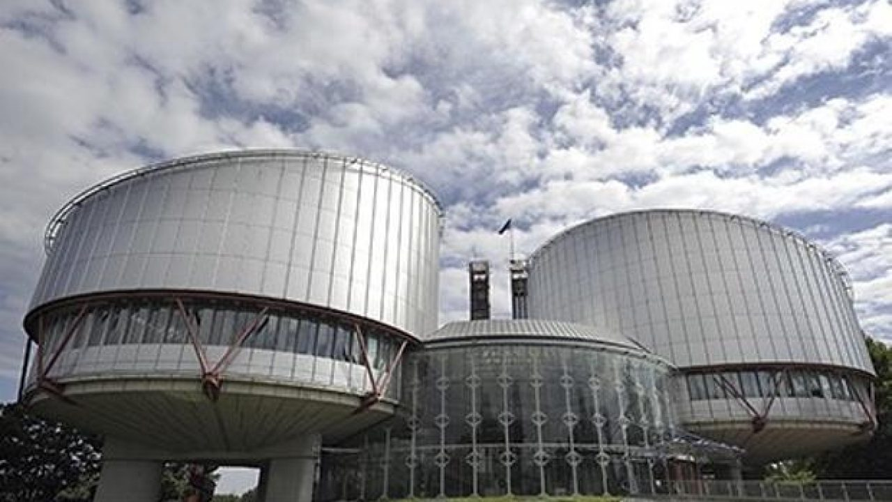 European Court of Human Rights. Photo: AFP/Getty