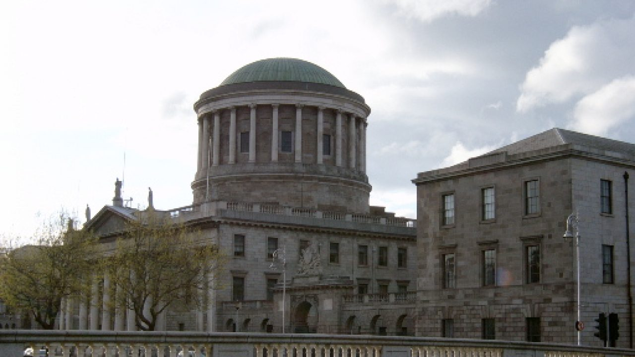 Dublin Four Courts, Ireland
