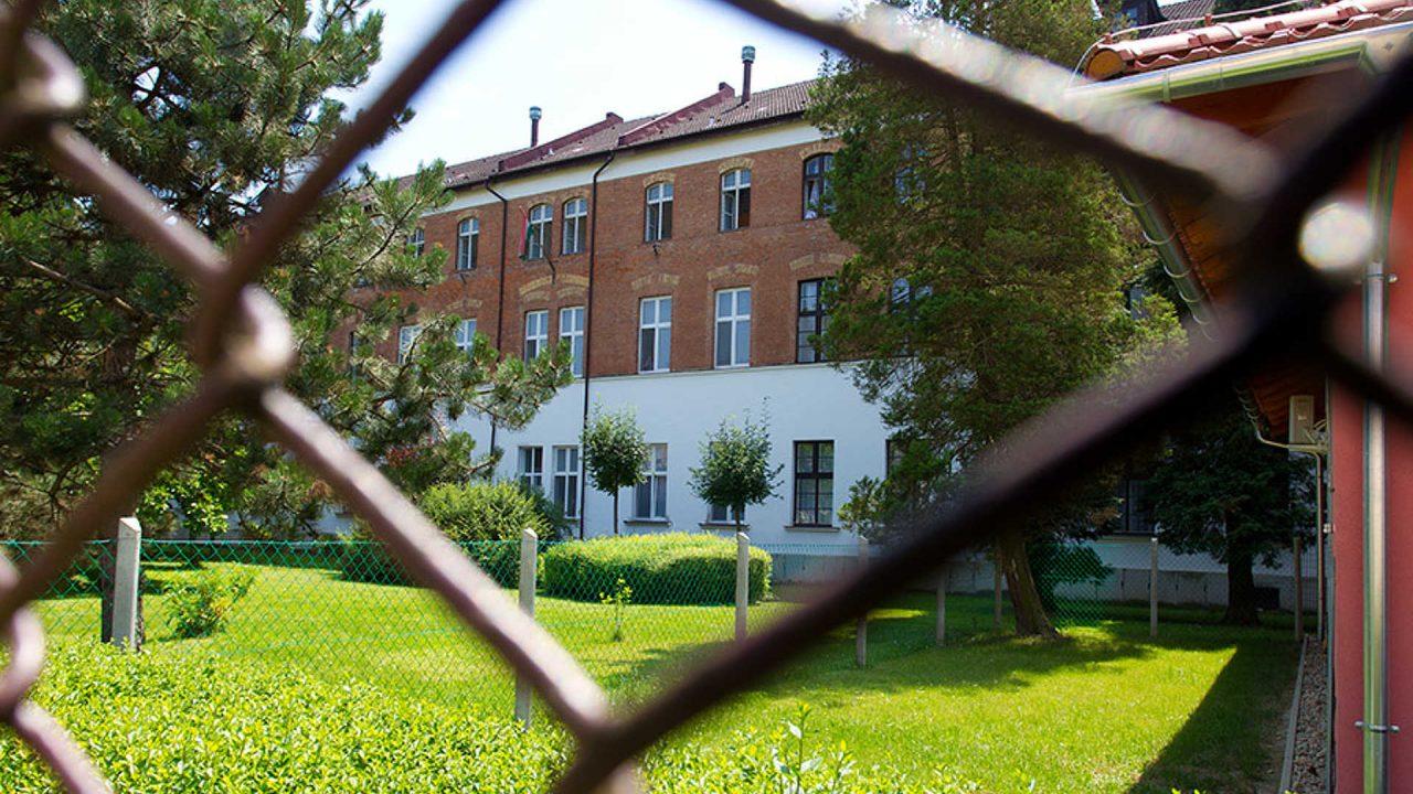 Szentgotthard Psychiatric Institution. Photo credit: Zsolt Mészáros, nyugat.hu