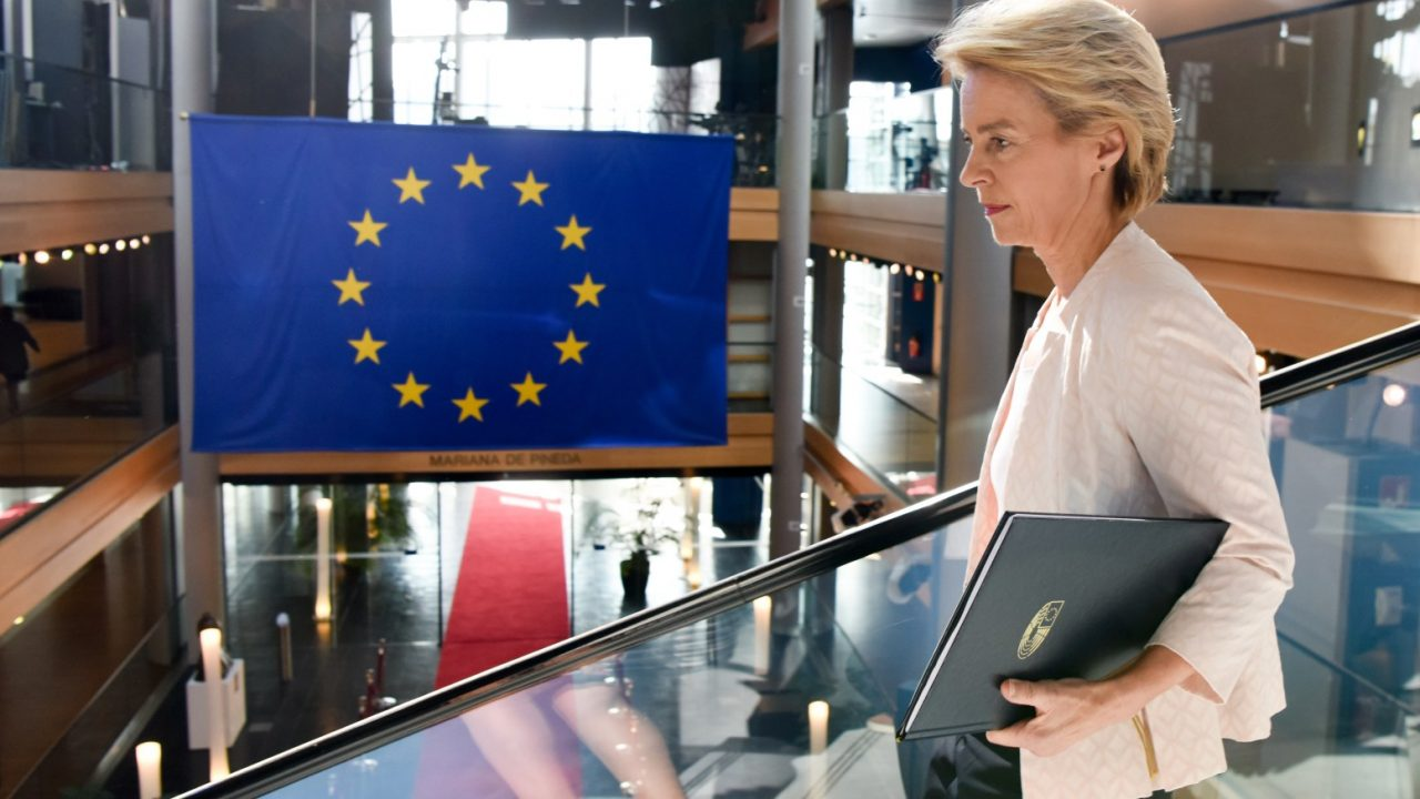 Ursula von der Leyen, President of the European Commission