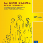 Cover page of Report from Bulgaria in English