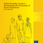 Cover page of Report of Romania in English